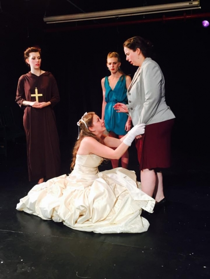 Hero, Much Ado About Nothing, For Love and Duty Players 2015