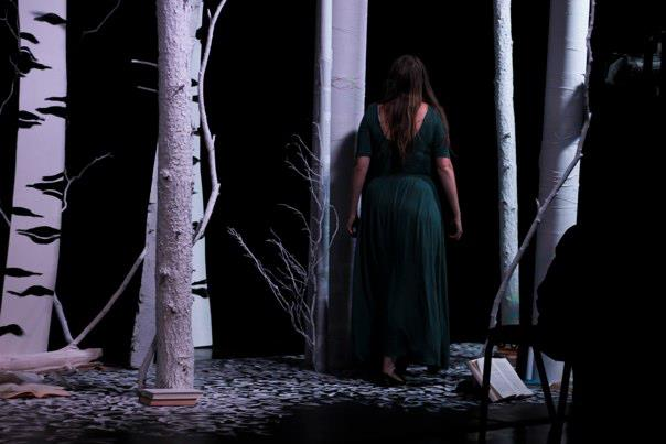 Baker's Wife, Into the Woods, Yale 2013