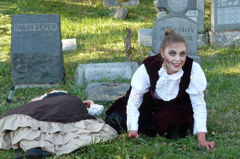 Lady Macbeth, Infernal Kingdom, Hudson Shakespeare Company 2014